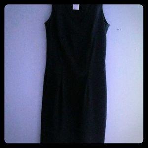 Smart and sexy black dress